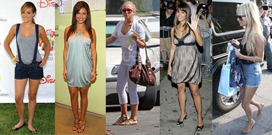 Celebrity Style Controversy in 2007