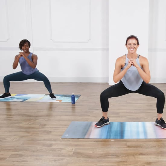 Live Workouts on POPSUGAR Fitness's Instagram, Week of 4/12