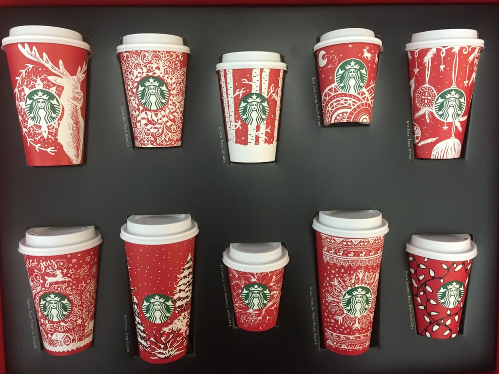Who Designed the Starbucks Red Cups? | POPSUGAR Food