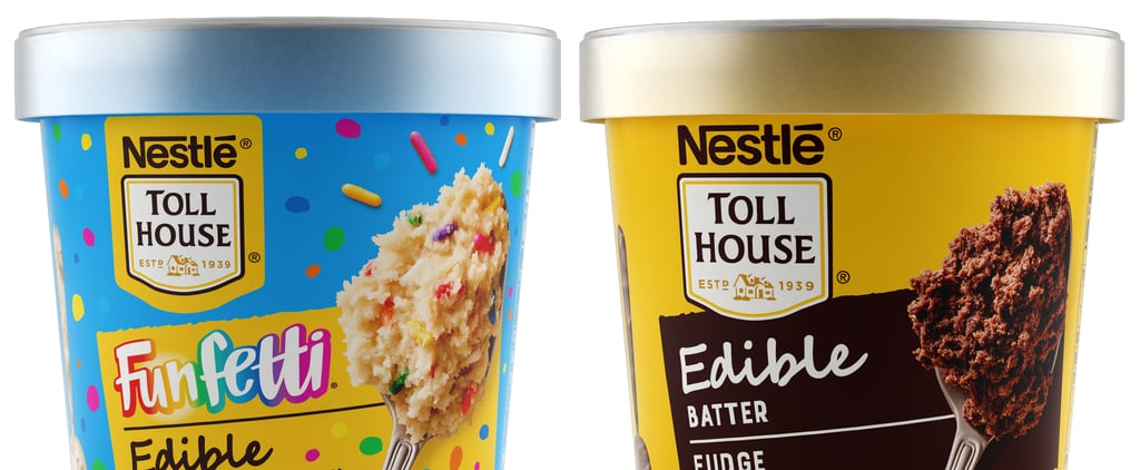 New Toll House Edible Cookie Dough Flavors
