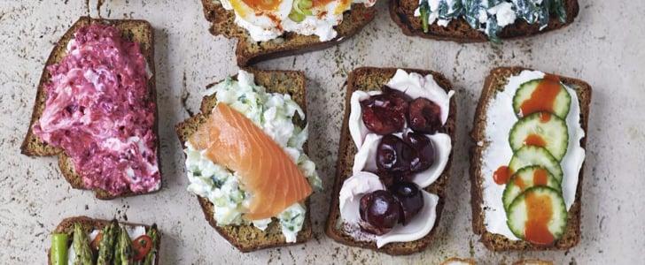 Jamie Oliver Makes Artisanal Toast