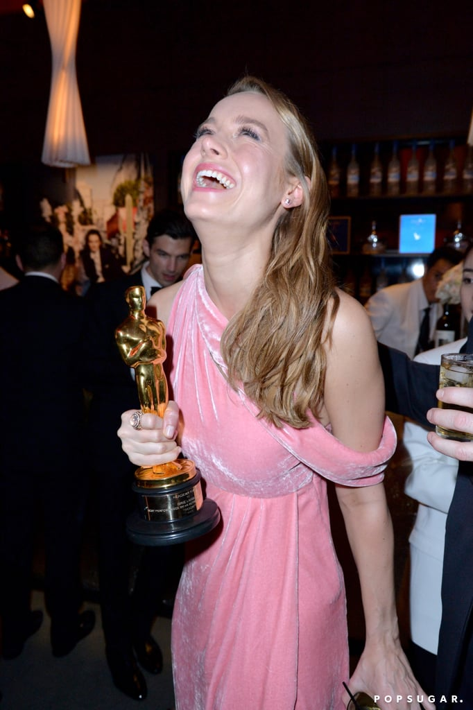 The 2017 Oscars are quickly approaching, which means we're reminiscing about last year's event. There were so many amazing moments to behold, from Chris Rock's scathing, spot-on opening monologue and Leonardo DiCaprio's first-ever win to all the celebrities who showed up to party after the big show. So, enough chitchat — keep reading for the 47 hands-down hottest photos from last year's Oscars.