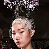 Spring 2020 Runway Beauty Trends: Flower Children