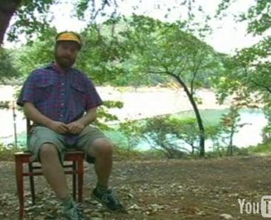Comedian Zach Galifianakis