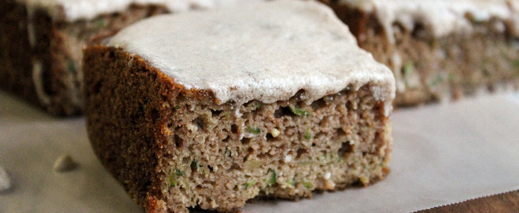 Courgette Spice Cake Recipe