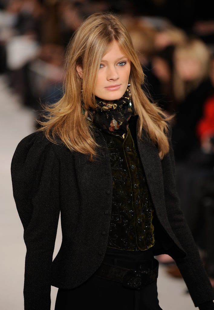 New York Fashion Week: Ralph Lauren Fall 2010