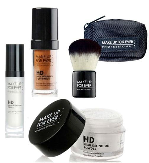 Thursday Giveaway! Make Up For Ever Primer, Foundation, Powder, and Kabuki Brush