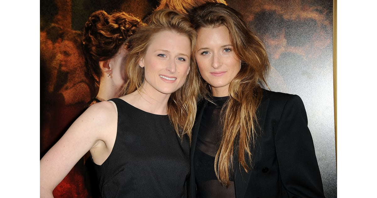 Mamie and Grace Gummer | Celebrities Who Look Like Their ...