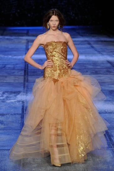 New York Fashion Week: Isaac Mizrahi Fall 2010