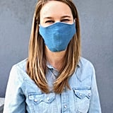 Look Good Do Good Chambray Mask