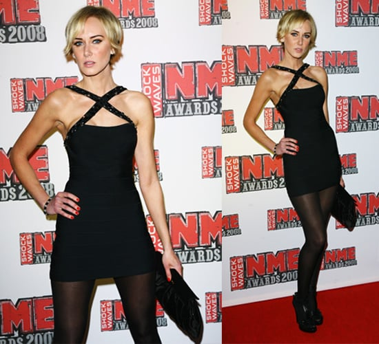 NME Awards 2008: Kimberly Stewart