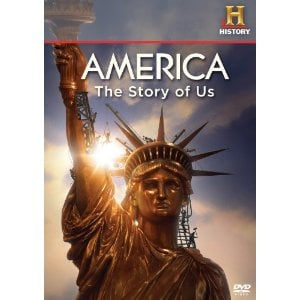 America: The Story of Us DVD ($18)