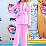 Annie LeBlanc at the 2019 Teen Choice Awards