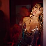 """Miley Cyrus's Chain-Mail Dress in """"Slide Away"""" Music Video"""