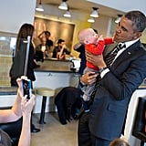 The Hashtag #ObamaAndKids Is Still Our Favorite Thing on the Internet