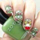 Ugly Sweater  Nail Art Is a Thing, and It s Actually Cute