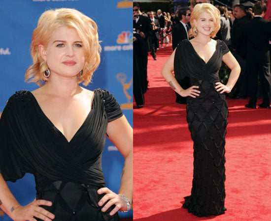 Kelly Osbourne in Tony Ward at 2010 Emmy Awards