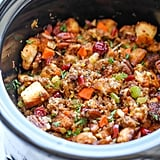 Slow-Cooker Cranberry Pecan Stuffing