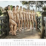The Naked Rowers Are Back With a New Calendar, and We Want 27 Copies