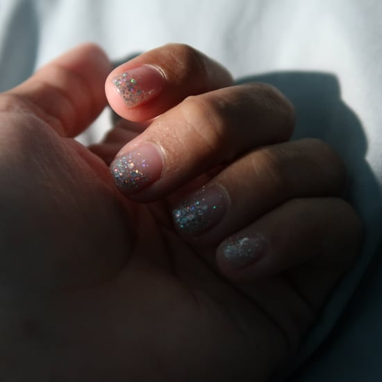 Glitter French Manicure Ideas to Try in 2021