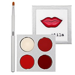 Saturday Giveaway! Stila Paint Your Pout Red — The Talking Palette