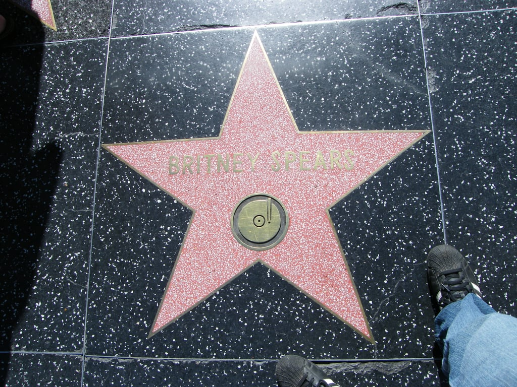 You've visited her star before