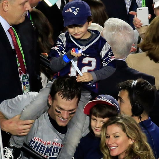 Tom Brady's Cutest Family Photos