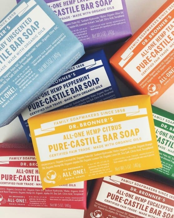 10 Dr. Bronner's Products That You Didn't Know You Needed