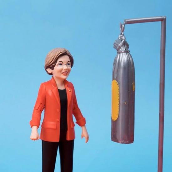 Elizabeth Warren Action Figure