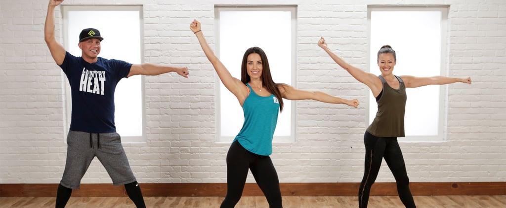 Bring the Heat With This Country Dance Workout