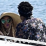 Beyoncé and JAY-Z in Italy For Her Birthday 2018
