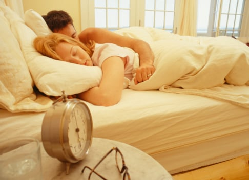 Pillow Talk: How Well Do You Sleep With Your Partner?