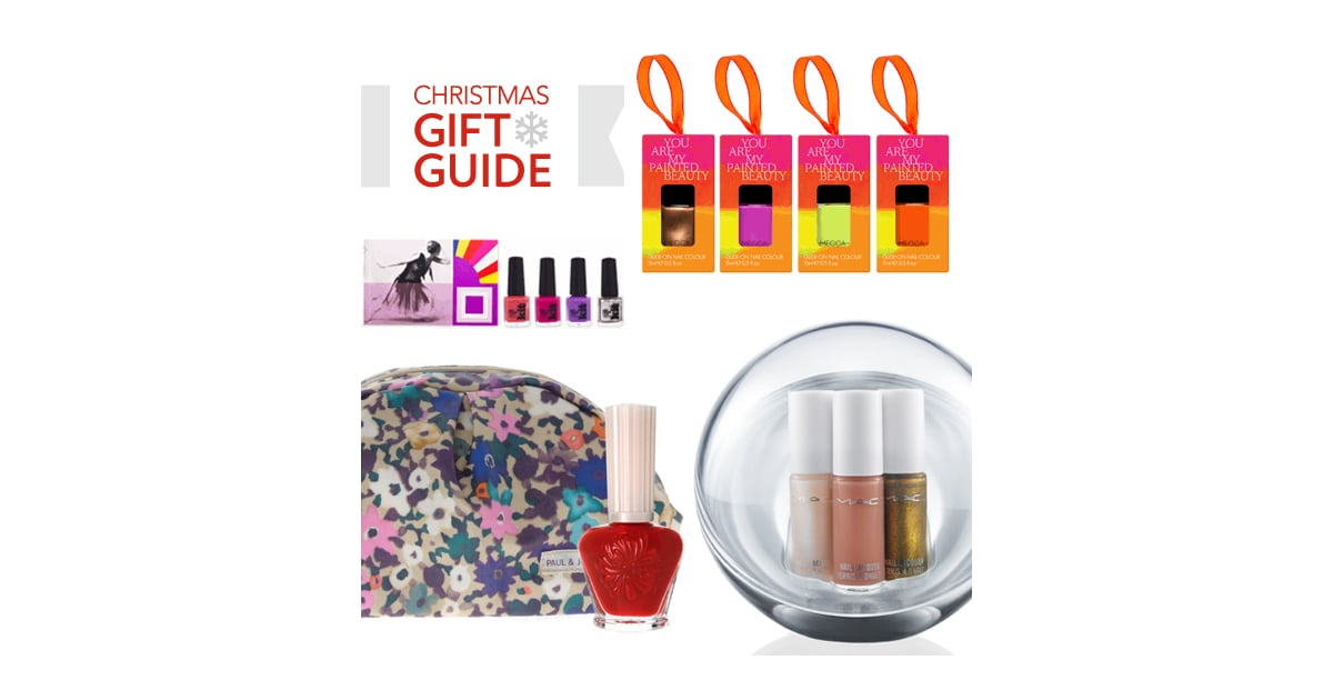 2011 Christmas Gift Guide: Nail Sets For Lacquer Lovers!