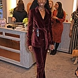 Eunice Olumide at the Fashion For Relief Charity Pop-Up Store