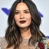 Time-Reversing Color as seen on Olivia Munn
