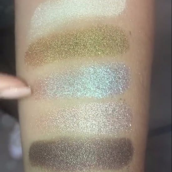 ColourPop Fall 2017 New Eye Shadow Color Swatches
