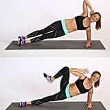 Core: Side-Plank Crunch