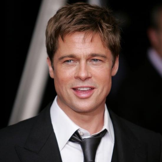 Das SAT1-Magazin - Sexy Brad Pitt