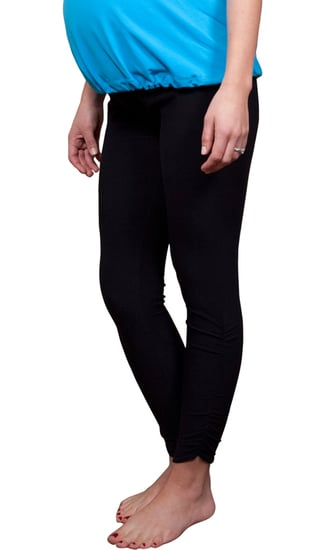 Me2Roo Piper Ruched Legging ($73) at ActivewearUSA.com