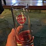 Try Cuban Rum