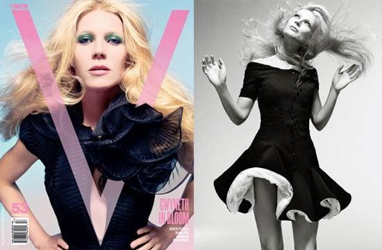 Gwyneth Paltrow For V Magazine Summer 2008