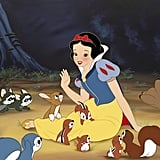 Snow White is only 14 years old.