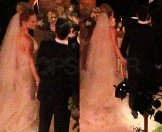 Pictures of Hilary Duff and Mike Comrie's Wedding