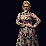 """Adele's Dolce & Gabbana Gown in """"Send My Love"""" Video"""