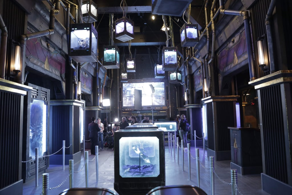 Inside Disneyland's Guardians of the Galaxy Ride