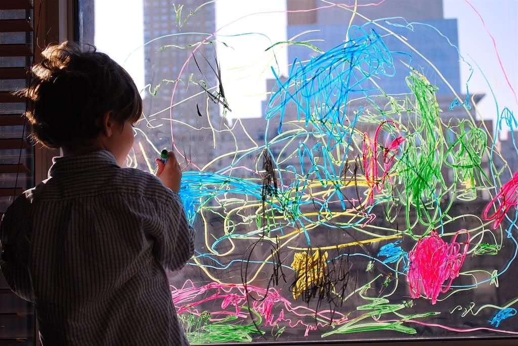 Crayola Window Crayons