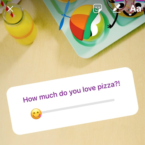 How to Use the Instagram Emoji Slider