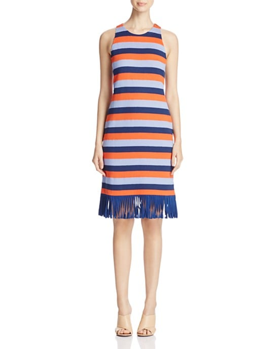 Tory Burch Ariana Stripe Tank Dress ($295)