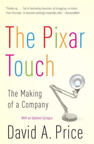 The Pixar Touch: The Making of a Company