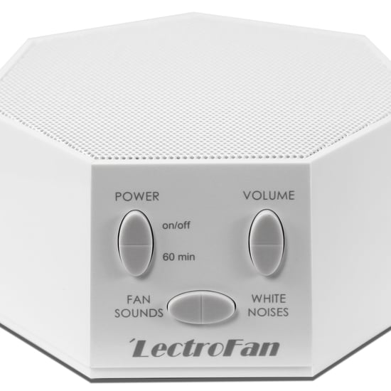 LectroFan White Noise Machine Review